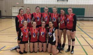 17U Girls Bugarski Cup Bronze