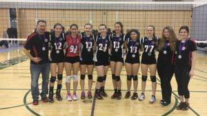 15U Girls Silver - Invitational
